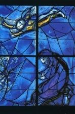 Marc Chagall - Elija in de woestijn